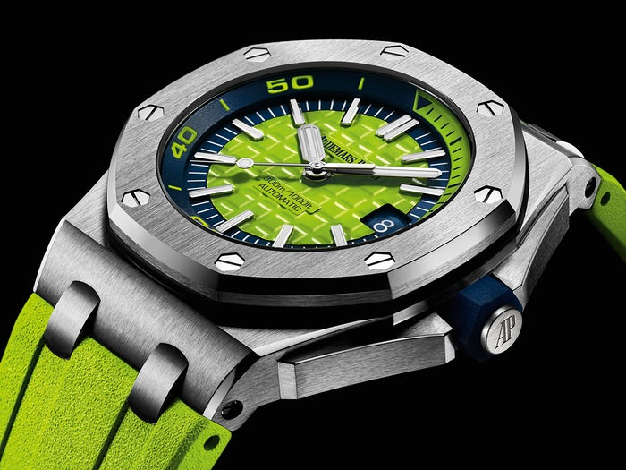 Introducing The Audemars Piguet Royal Oak Offshore Diver Very Cheap Replica Watches In A Package Of New (Bright) Colors