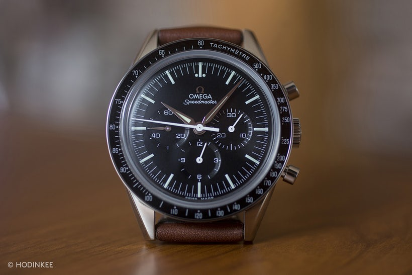A Week On Your Wrist The Omega Speedmaster'First Omega In Space' Fine Imitation Watches