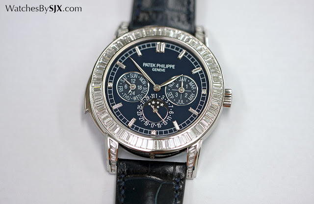 Up Close With The Patek Philippe Grand Complication Ref.  5073P High End Replica Watches