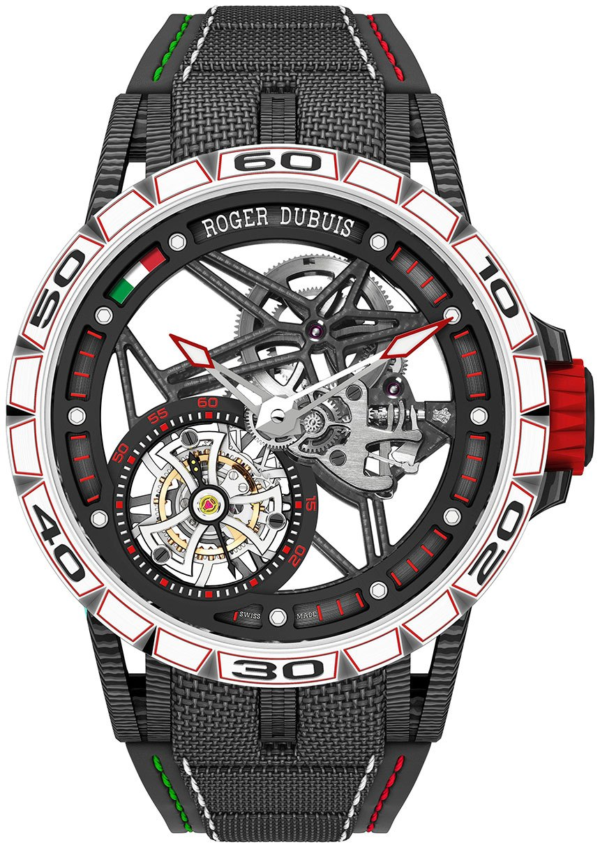 Roger Dubuis Excalibur Spider Italdesign Edition Online Fake Watch