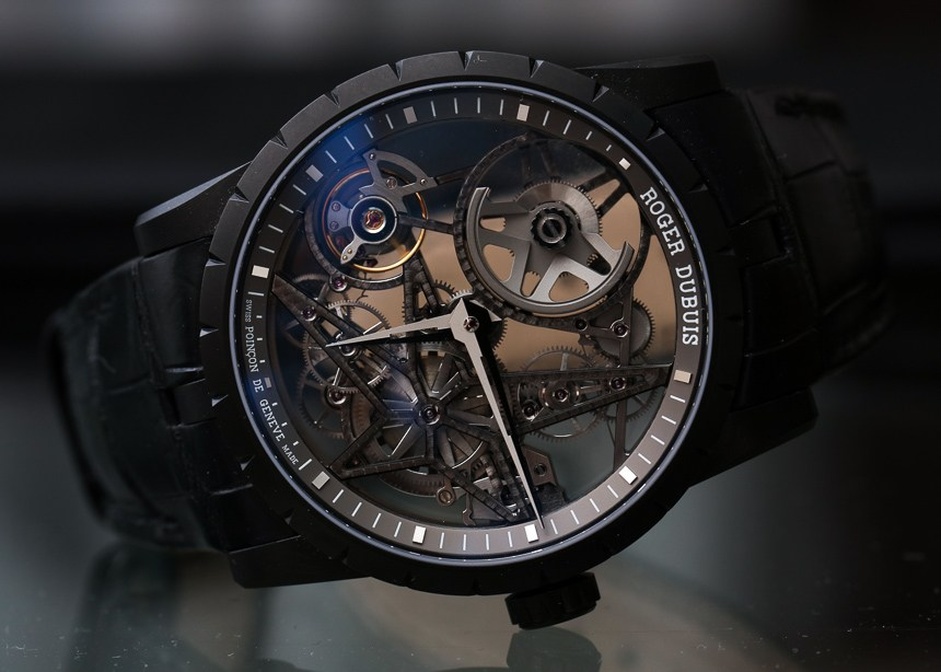 Roger Dubuis Excalibur 42 Automatic Skeleton Replica Watch Review