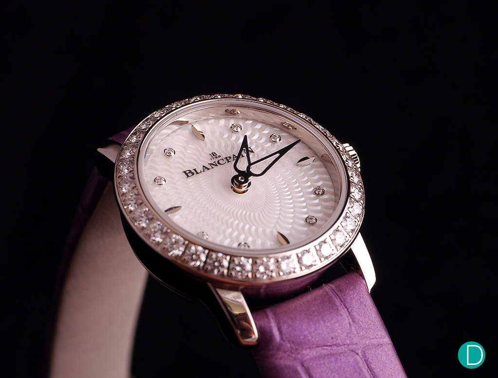 Blancpain Ladybird Replica Watches Review