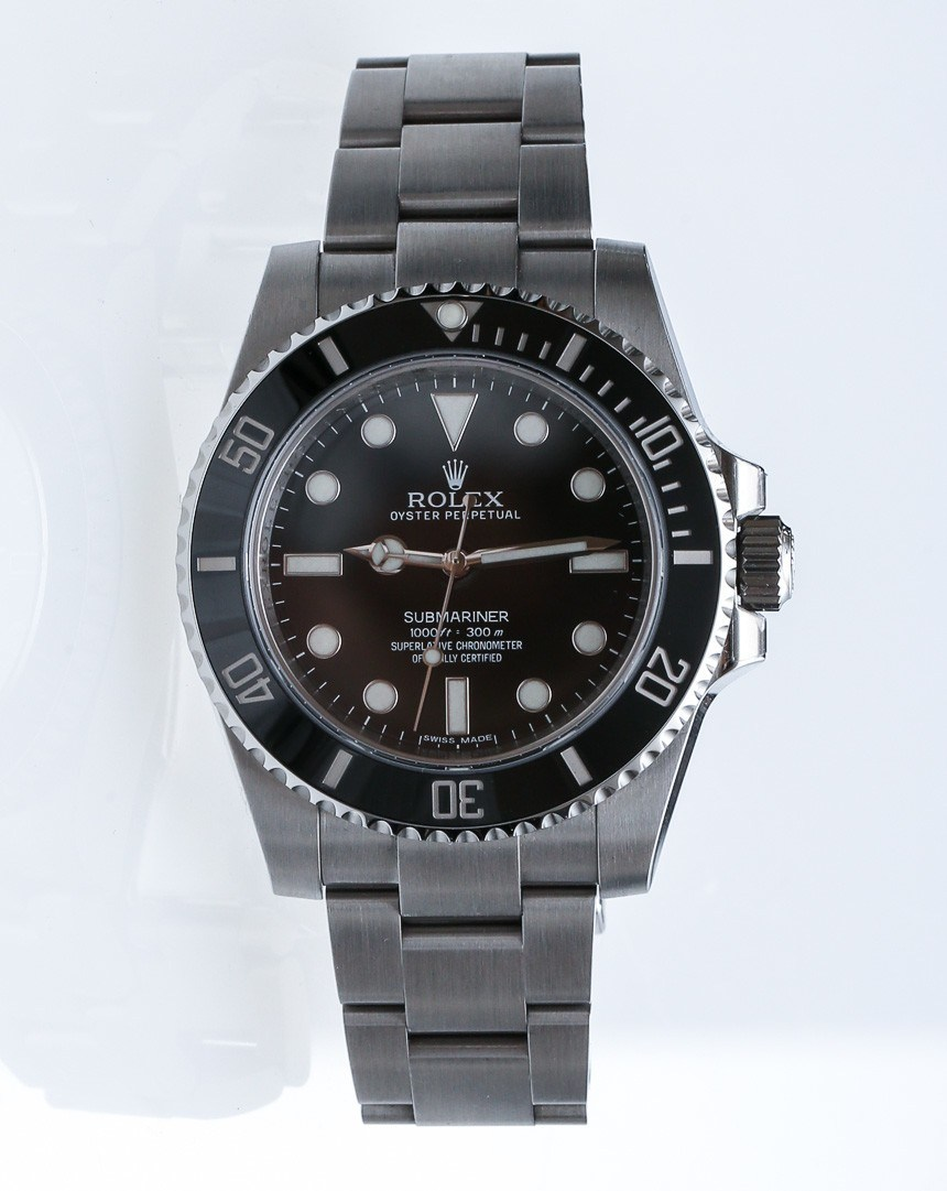 Rolex Submariner Ref.  114060 'No Date' Perfect Imitation Watch Long-Term Review