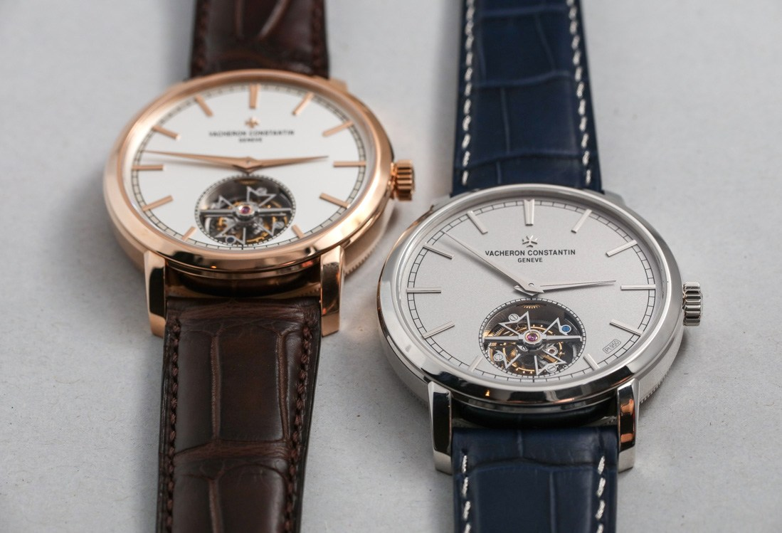 Vacheron Constantin Traditionnelle Tourbillon 6000T Luxury Replica Watch Hands-On