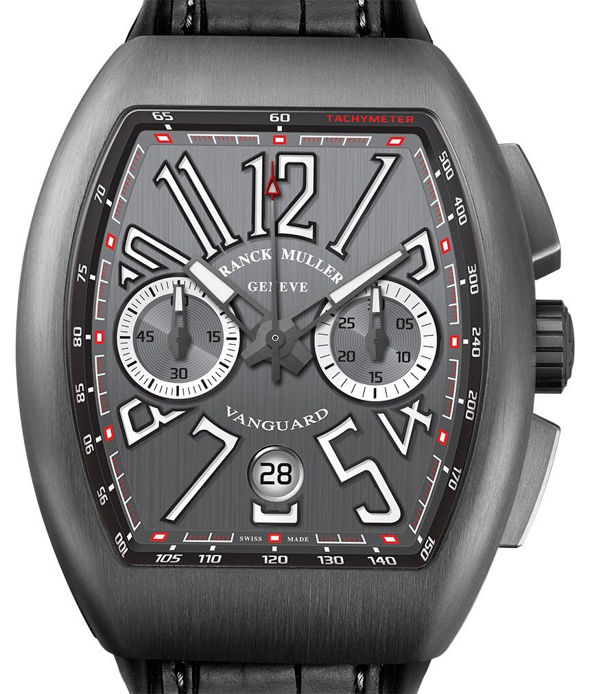 Franck Muller Vanguard Chronograph Swiss Eta Movement Replica Watches