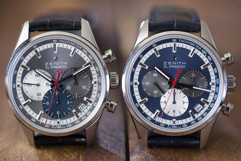 Hands-On The Zenith El Primero Chronomaster 38mm Swiss Made Replica Watches
