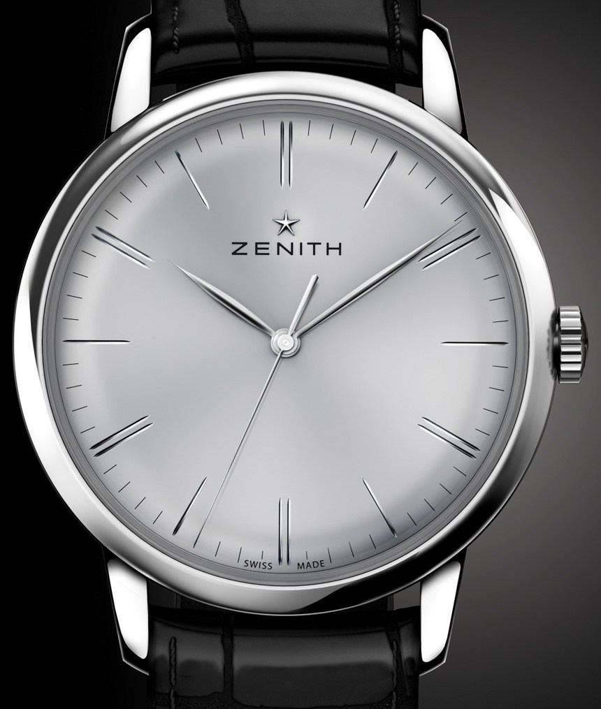 Zenith Elite 6150 Fine Replica Watches With New Zenith In-House Movement Indoors