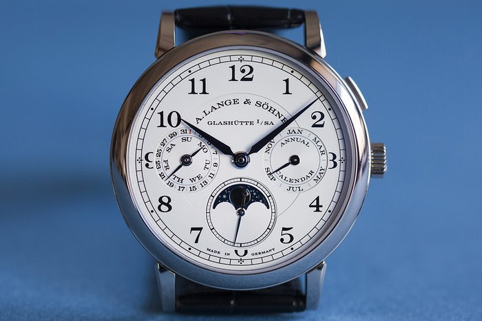 A Week On Your Wrist The A. Lange & Söhne 1815 Annual Calendar Top Quality Imitation Watches