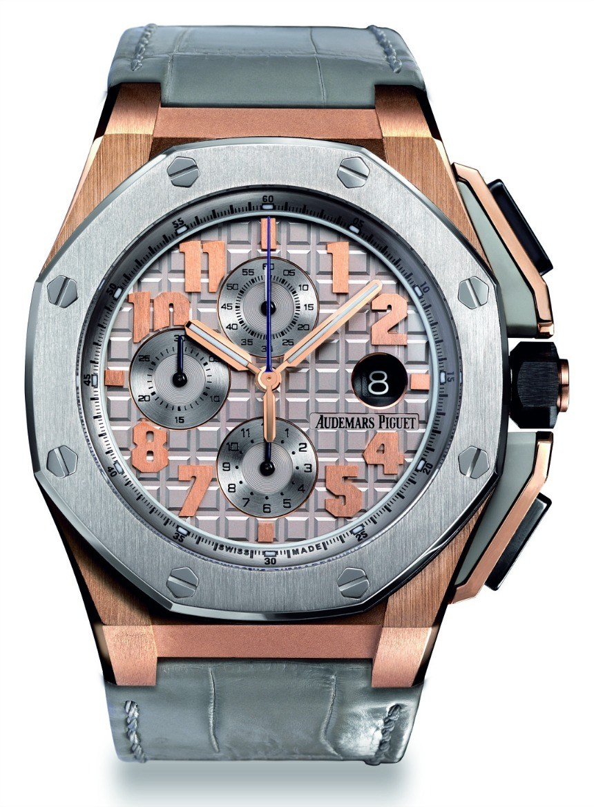 Audemars Piguet Royal Oak Offshore Chronograph Limited Edition LeBron James luxury replica Watches