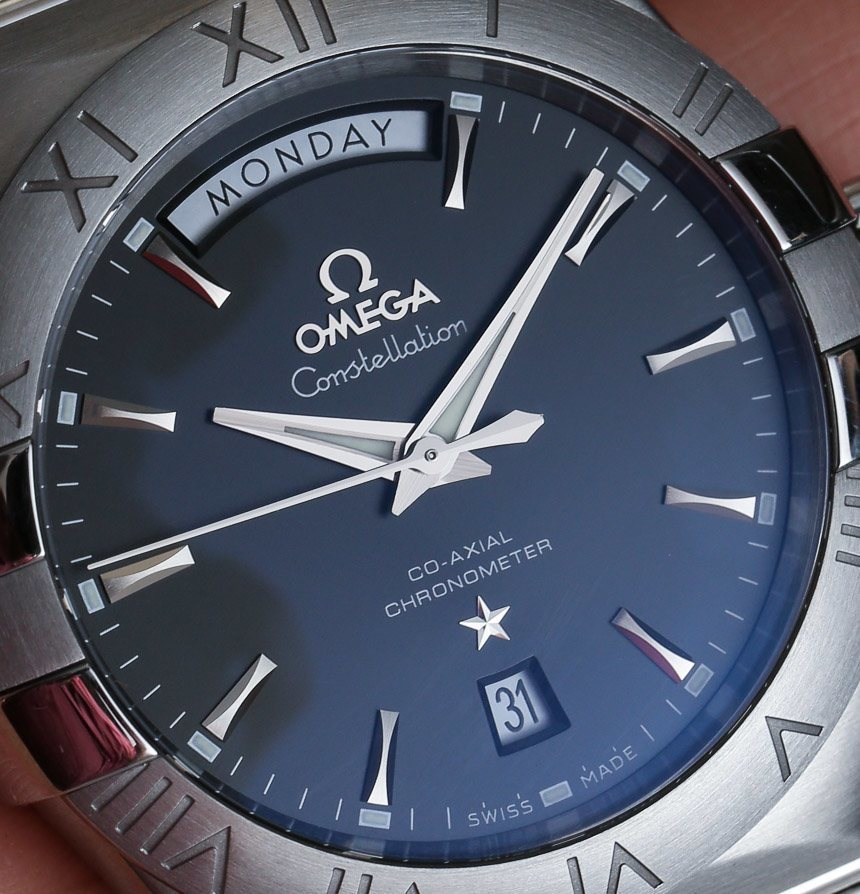 Omega Constellation Co-Axial 38mm Replica Watches Review