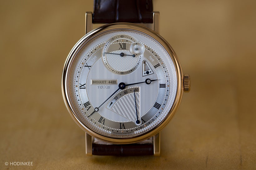 A Week On Your Wrist The Breguet Classique Chronométrie 7727 High Quality Replica Watches