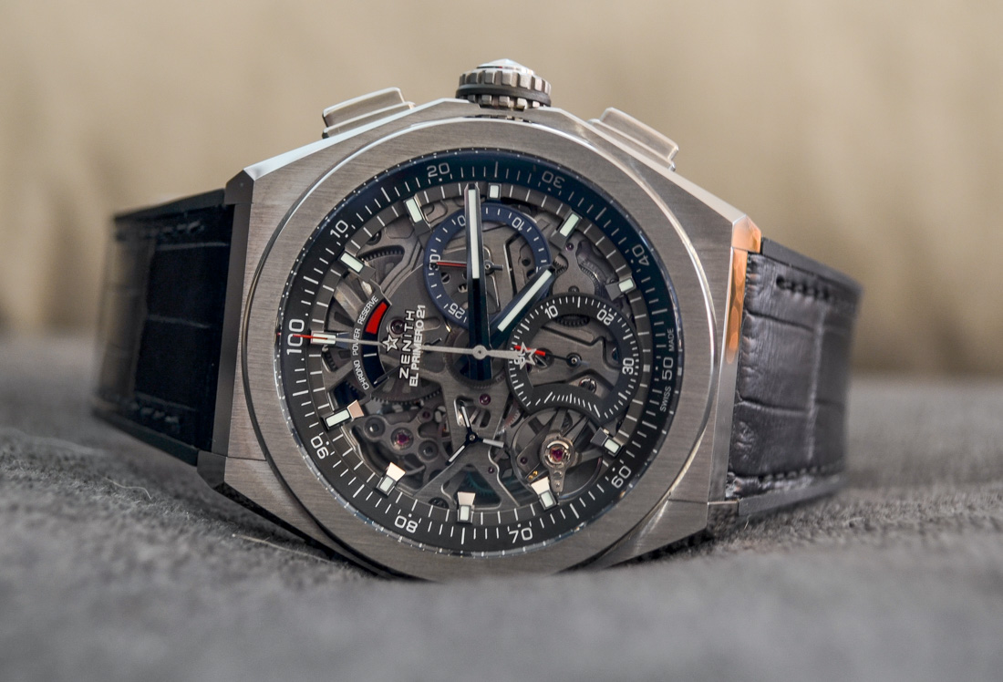 Zenith Defy El Primero 21 Perfect Replica Watches Review