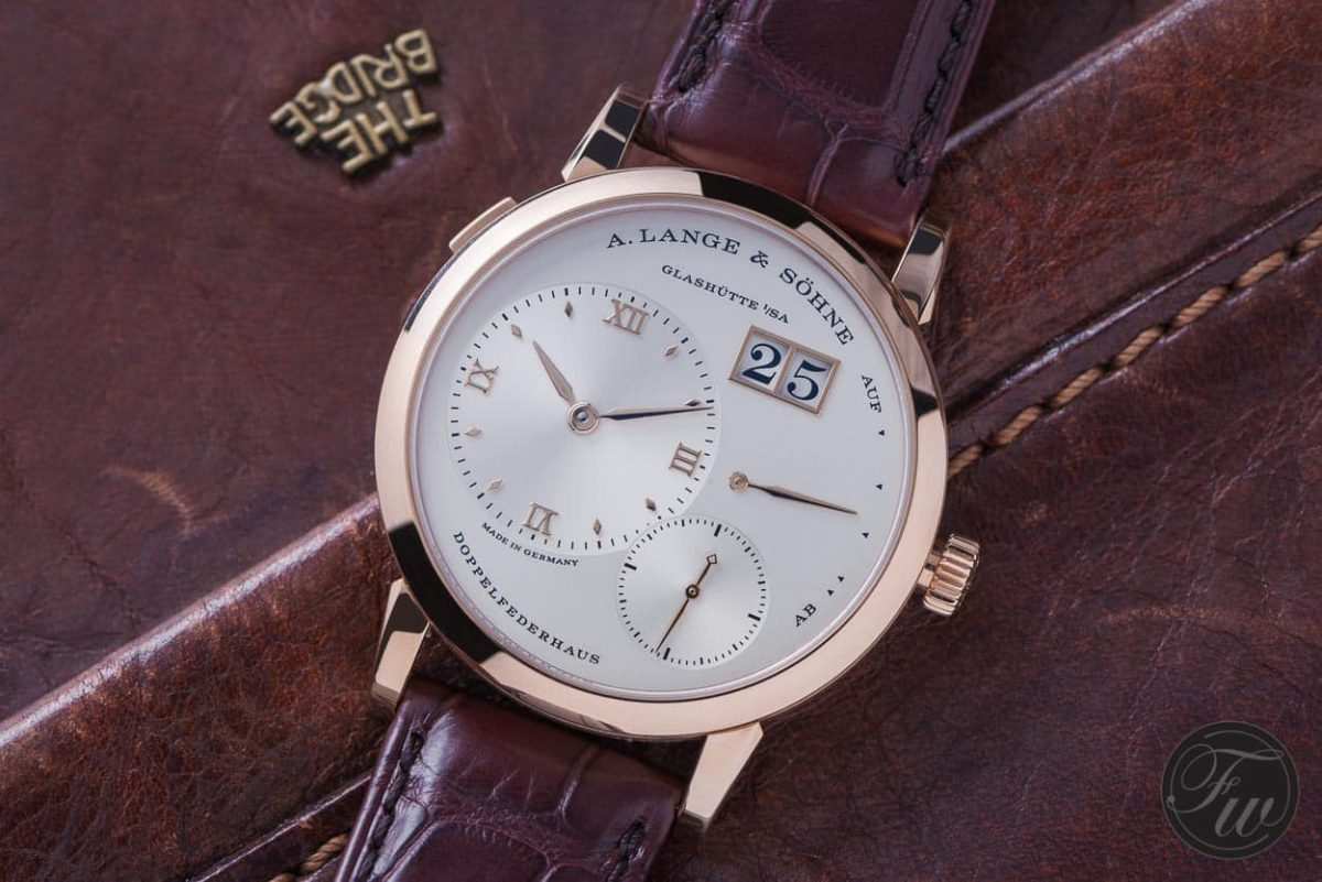 Hands-On A. Lange & Söhne Lange 1 Replica Watches Review Reference 191.032 With Caliber L121.1