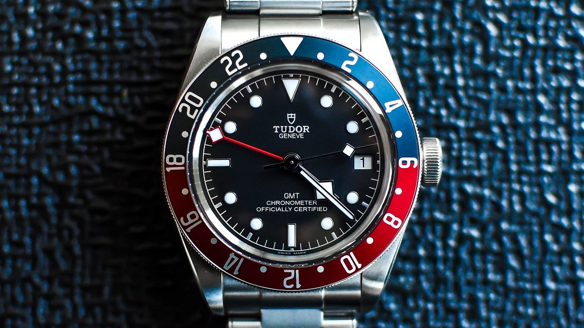 Tudor Black Bay GMT Swiss Made Replica Watches Review