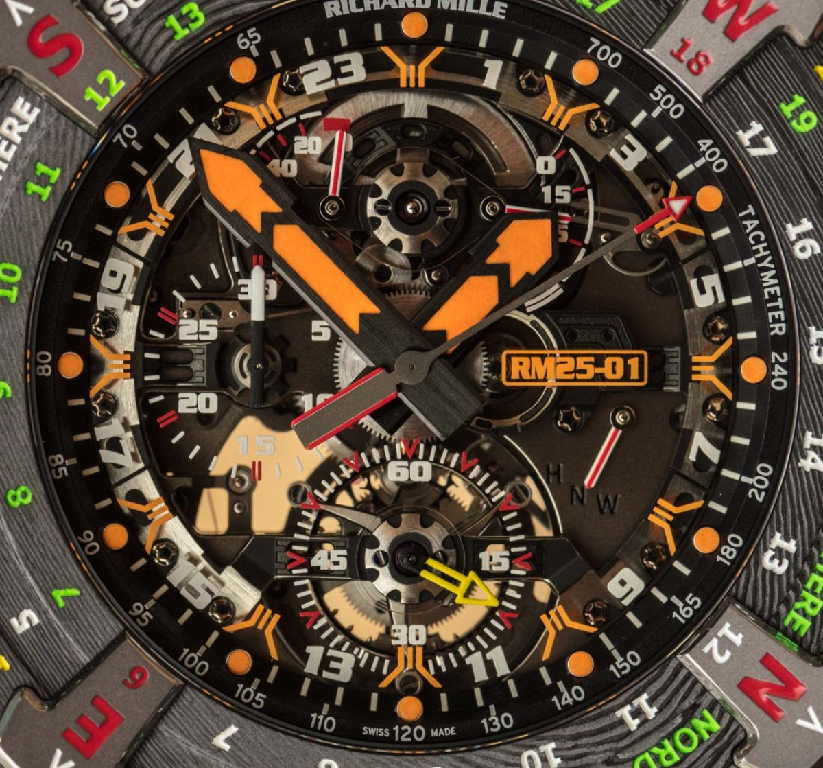 Top Richard Mille RM 25-01 Tourbillon Adventure Sylvester Stallone Can Be One Of The Wildest Replica Watches Of The Year