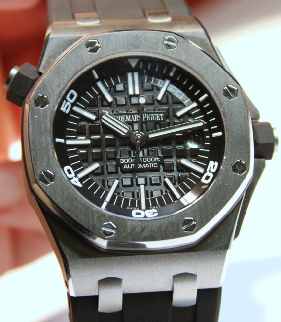 Audemars Piguet Royal Oak Offshore Diver Top Quality Replica Watches